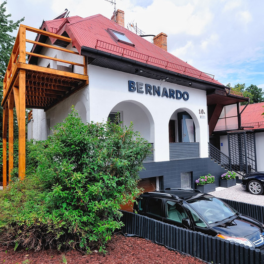 Zdjęcie Apartamentów Bernardo